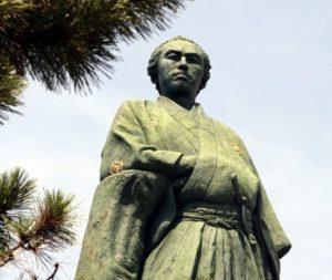 坂本竜馬の像