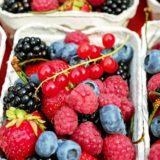 果物・果実の盛り合わせ