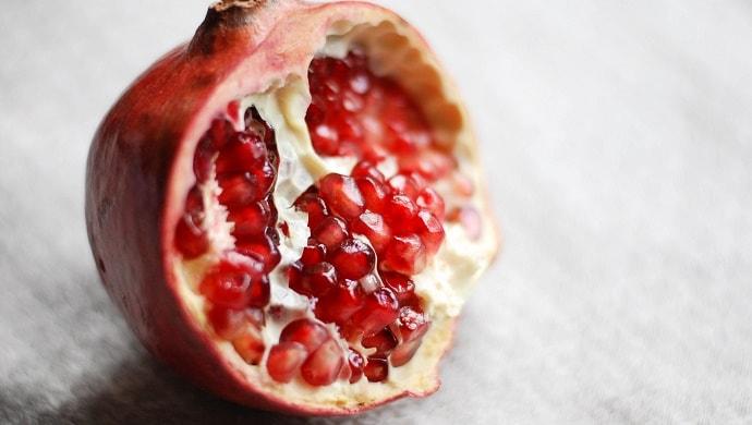 石榴/柘榴(ザクロ)の花言葉は怖い?果実に込められた3つの意味